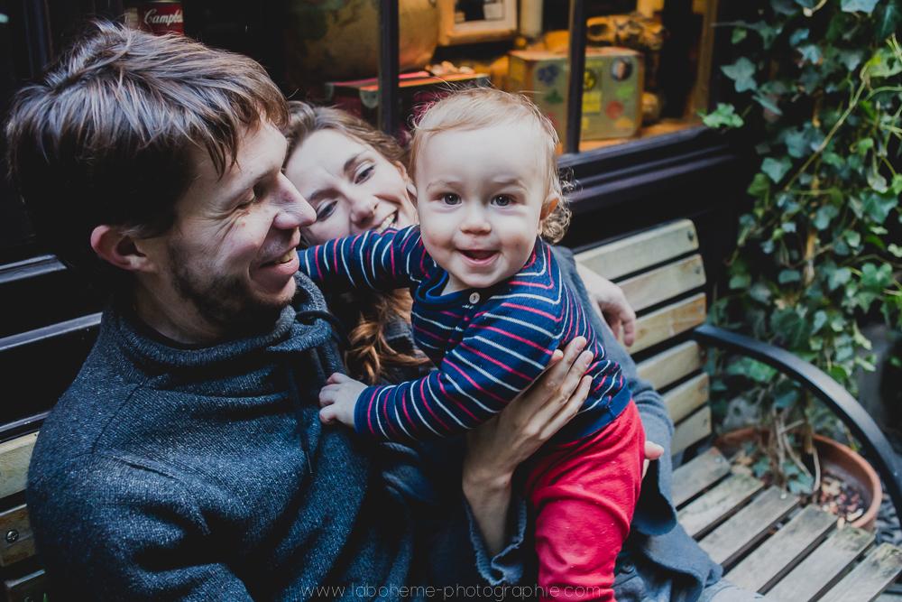 photo de famille paris