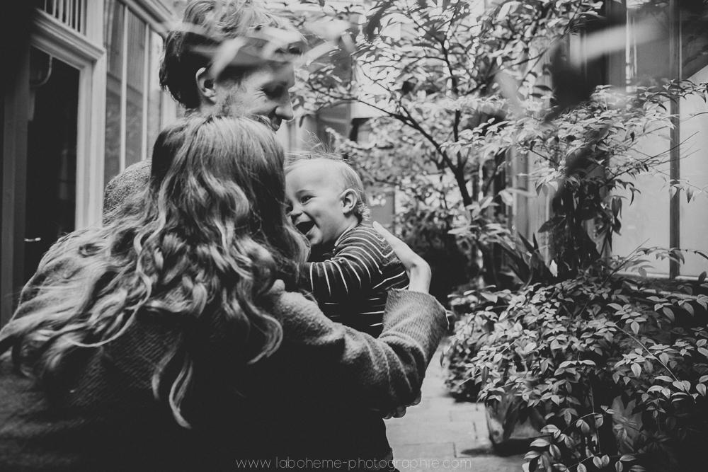 photo de famille bébé paris