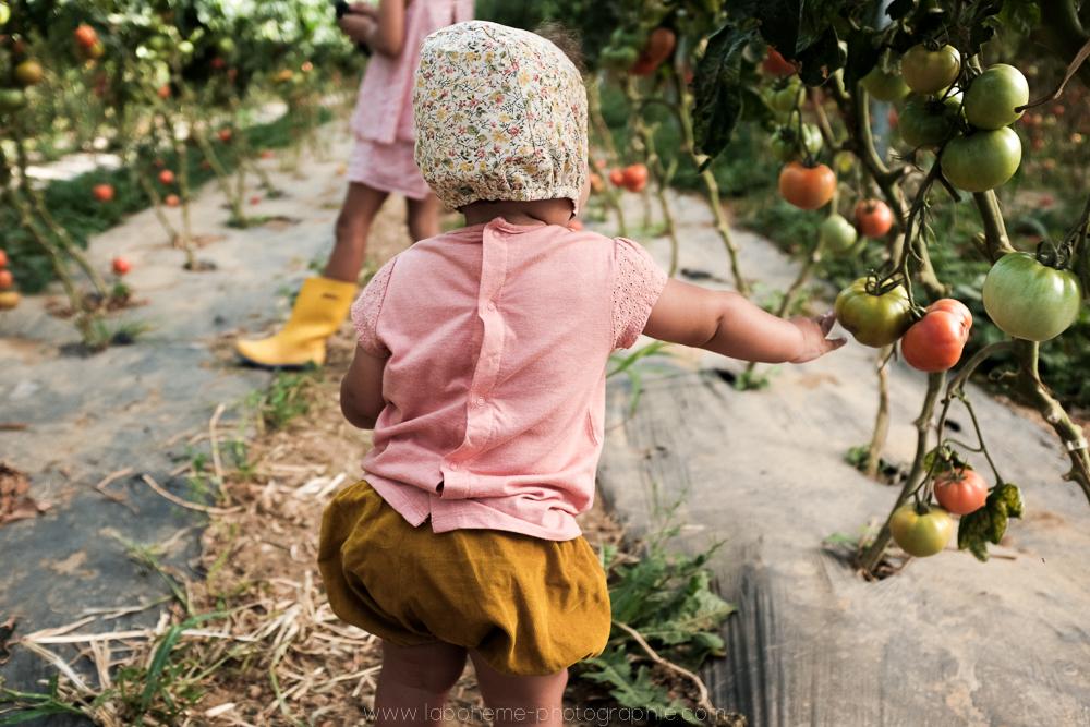 laboheme-photographie seance enfant soeurs champetre-1