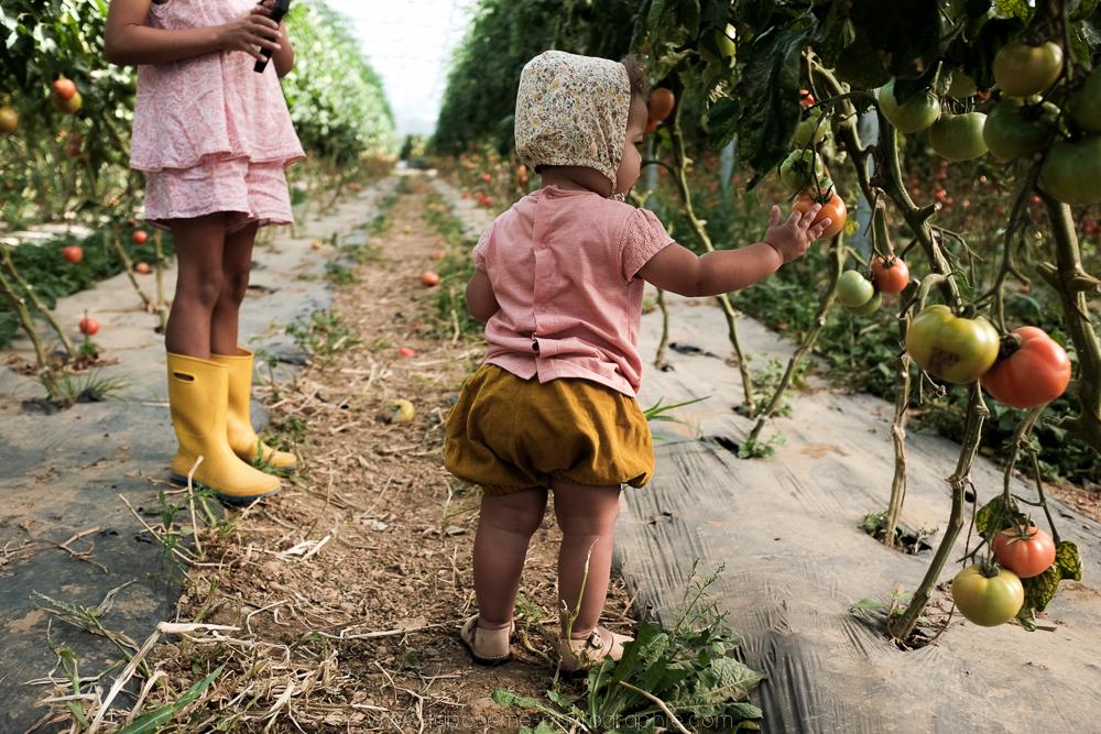 laboheme-photographie seance enfant soeurs champetre-2