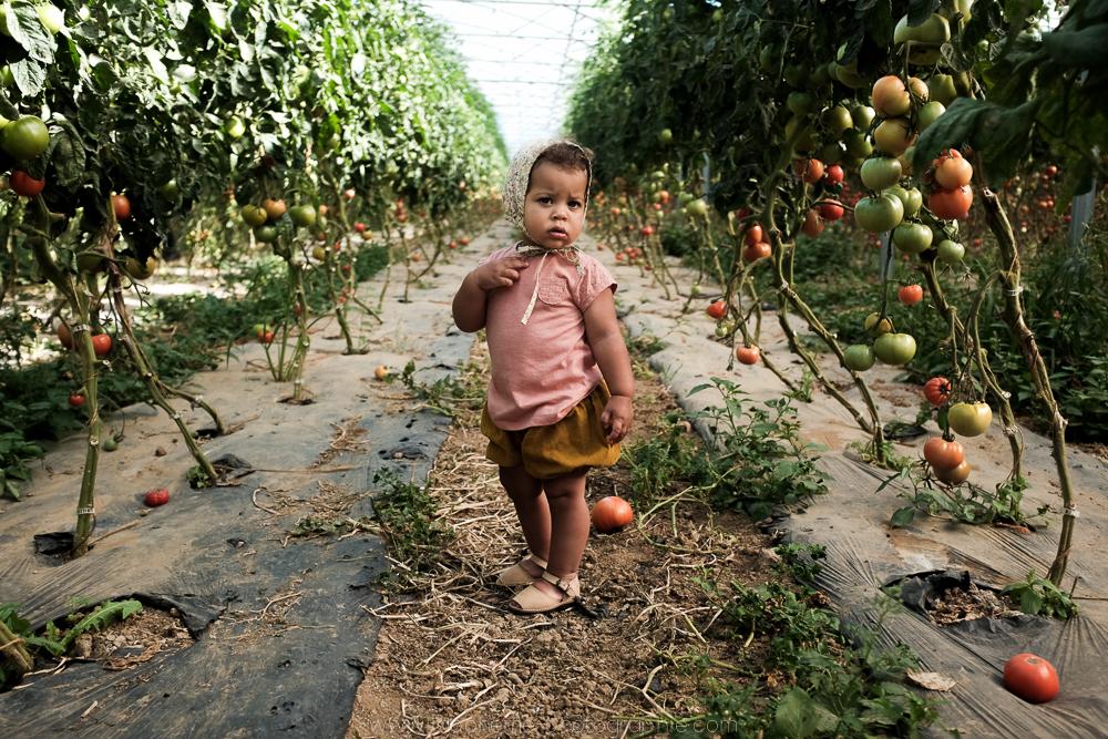 laboheme-photographie seance enfant soeurs champetre-5