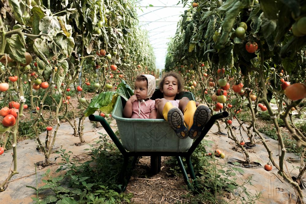 laboheme-photographie seance enfant soeurs champetre-8