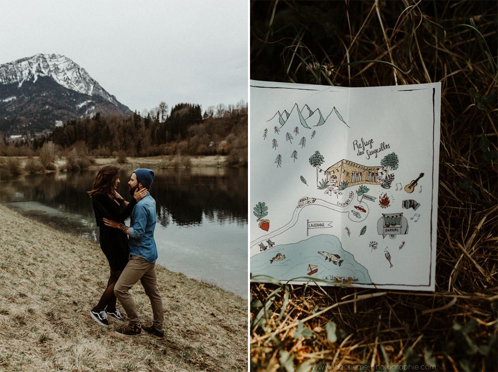 mariage montagne savoie