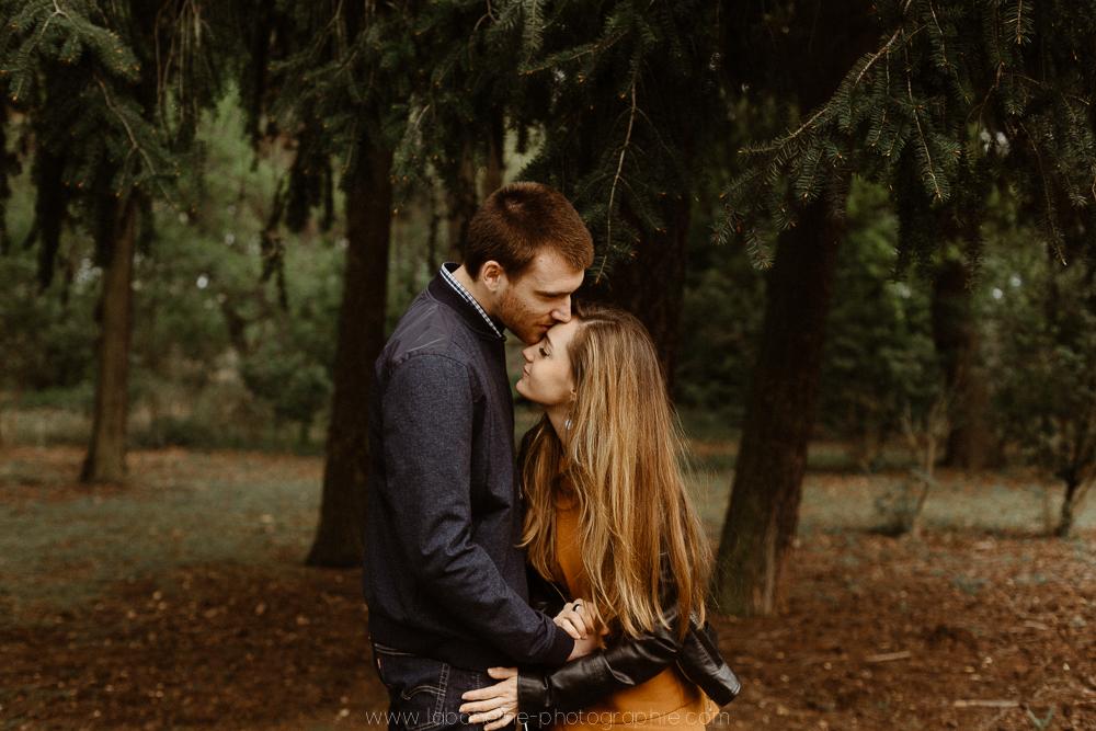 pre mariage haute savoie foret