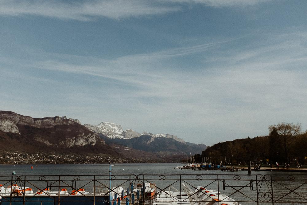 haute savoie annecy lac