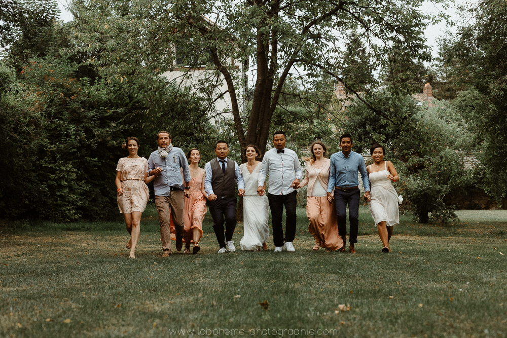 Ideal un joli mariage champêtre et décontracté. - La Bohème-Photographie KE07