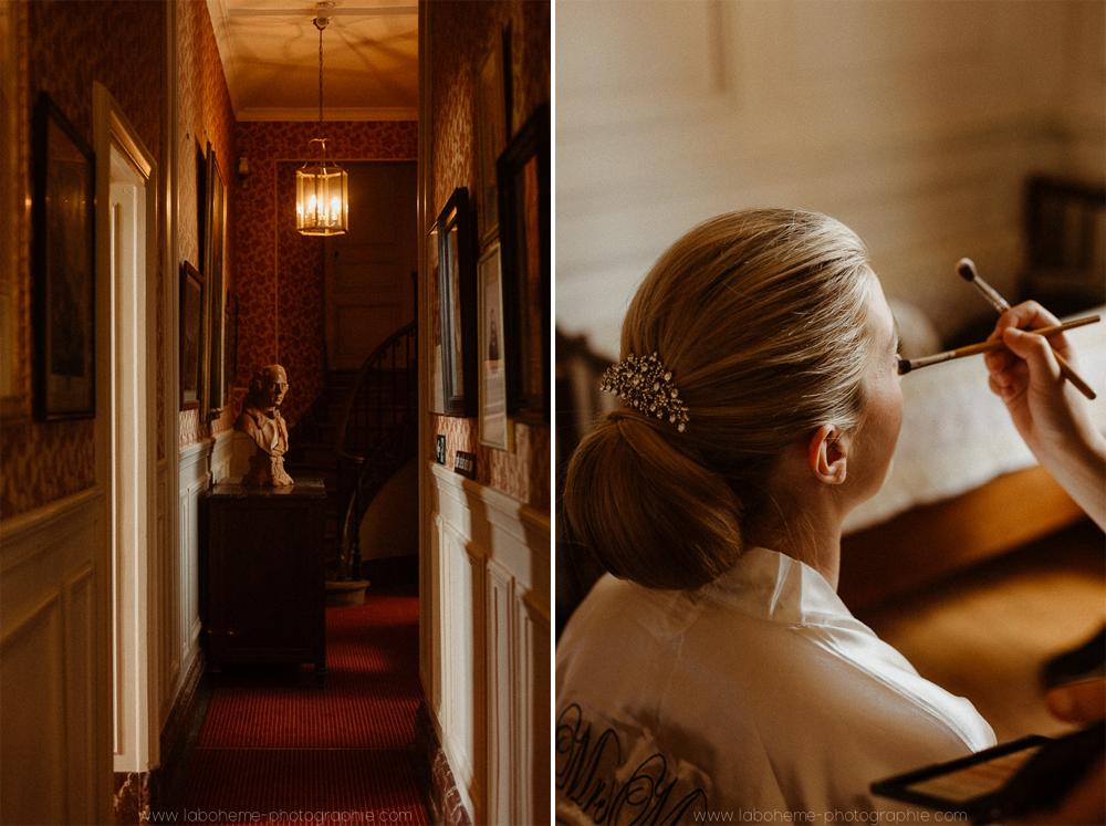 un mariage Princier - La Bohème Photographie