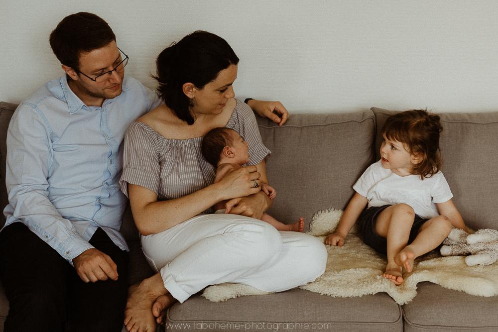 Séance Famille intime - Haute-Svoie- Annecy- La Bohème Photographie
