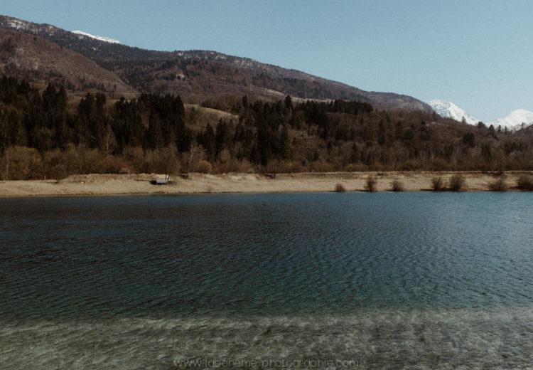 week-end en famille lac du chatelard savoie bauges
