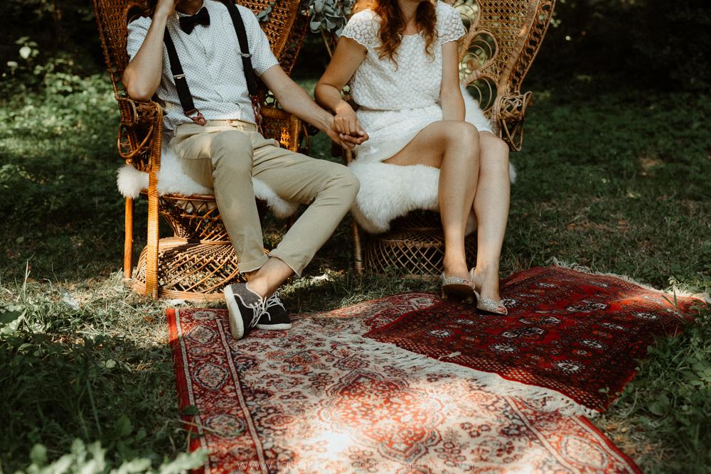 mariage folk boheme suisse