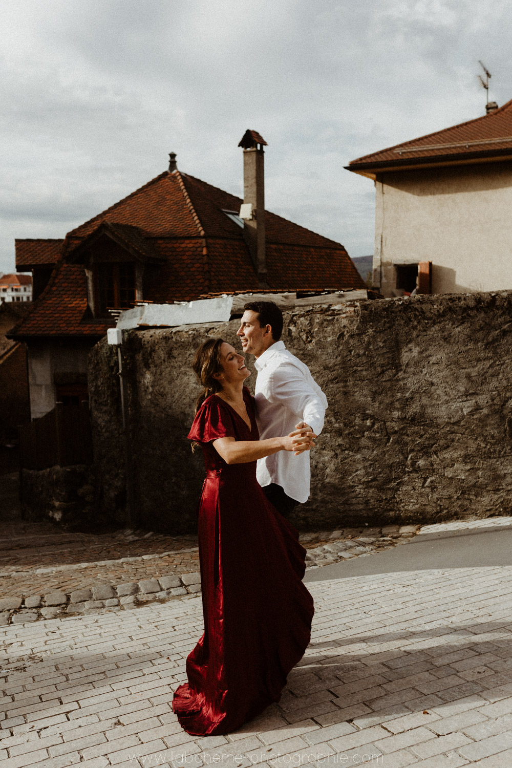 photographe mariage intime annecy