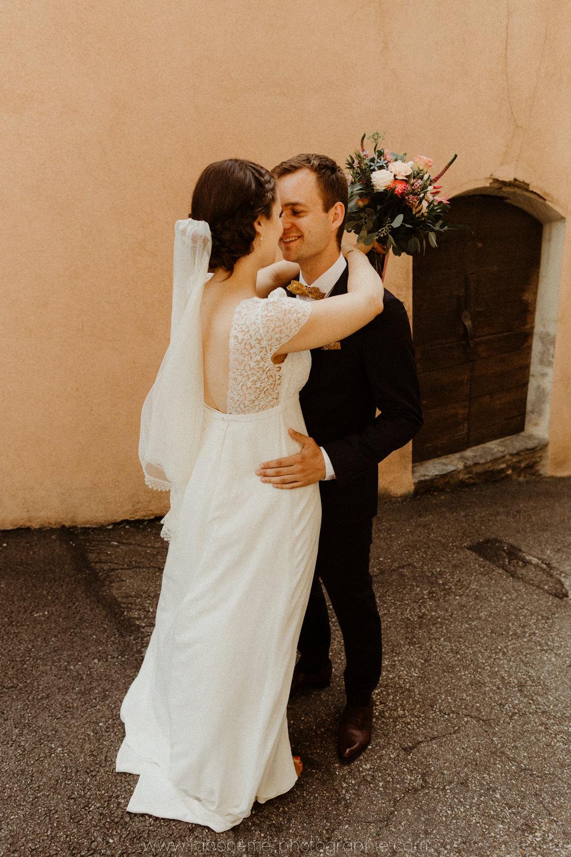 photographe mariage les fermes de marie megeve