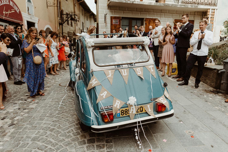 mariage folk savoie