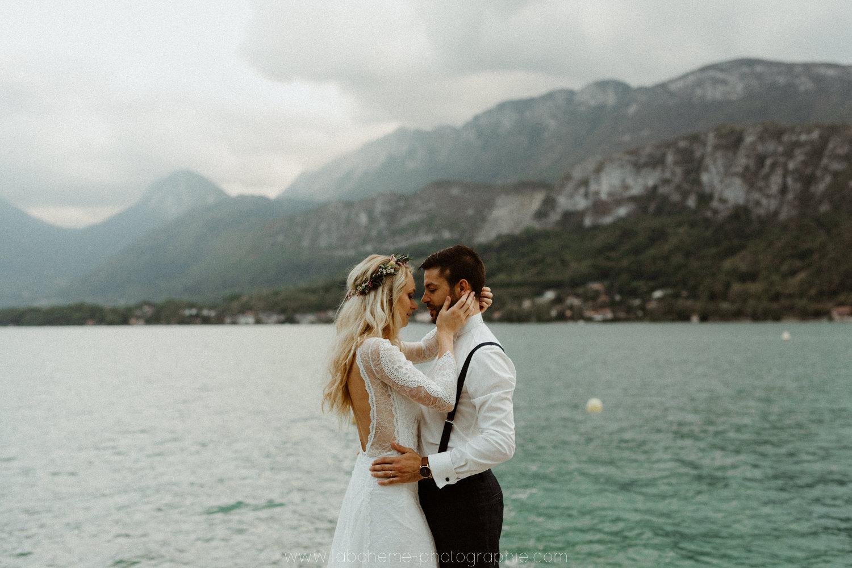 photographe mariage boheme haute savoie