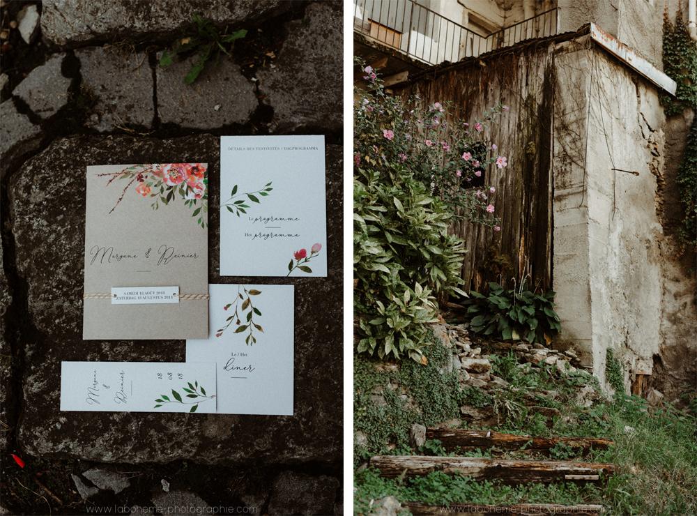 mariage folk savoie - mariage lac annecy - photographe mariage