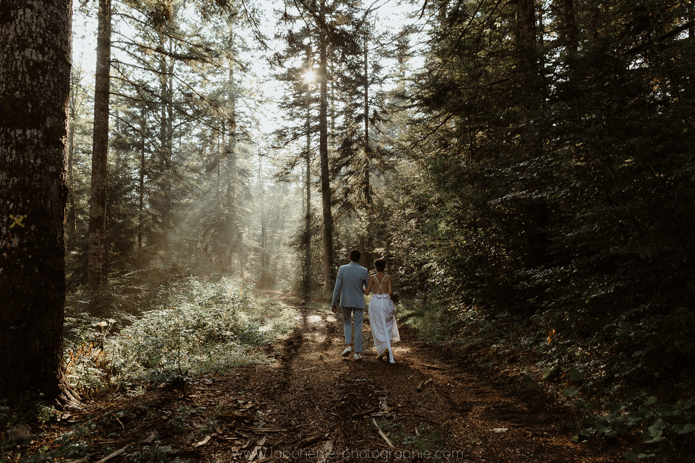 photographe mariage boheme samoens