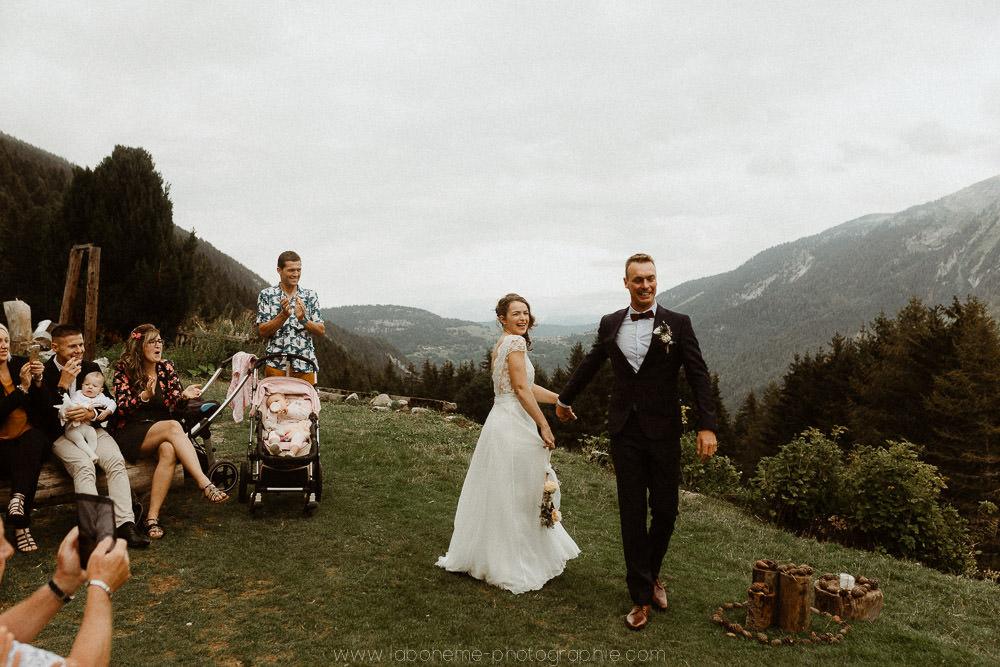 mariage montagne gite du passant