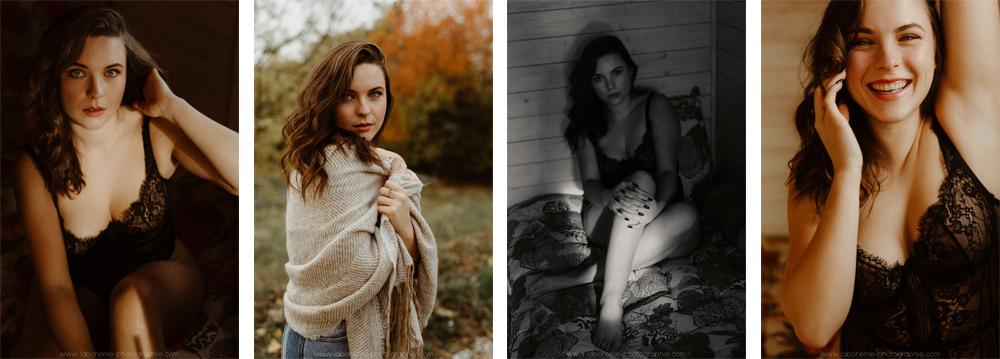 portraits de femmes haute-savoie