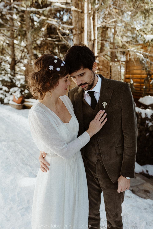 mariage montagne haute savoie