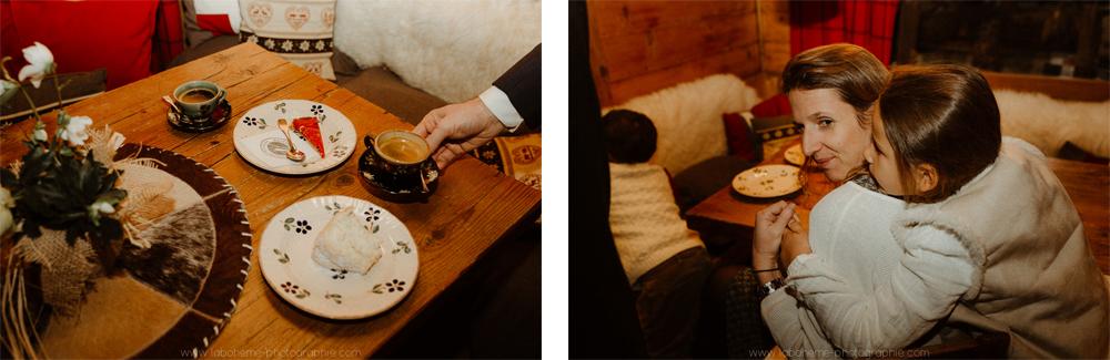 photographe mariage manigod