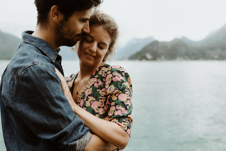 photographe couple talloires