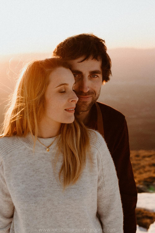 photographe couple semnoz