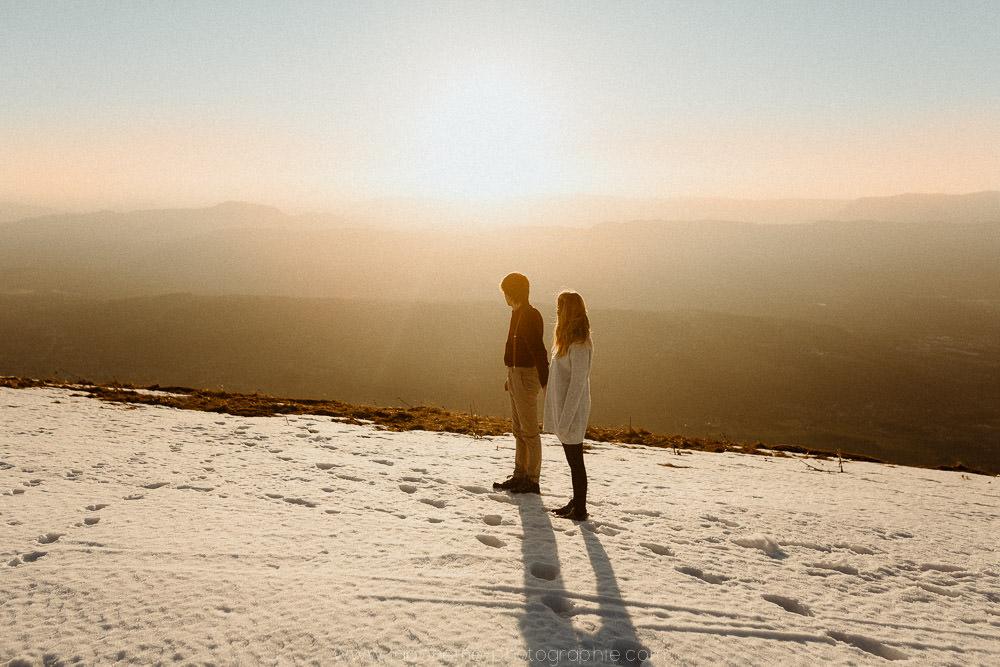 seance couple rhone alpes montagne