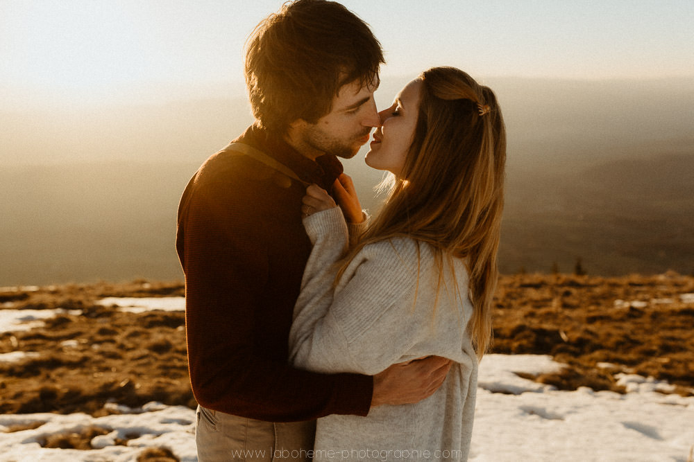photo de couple semnoz