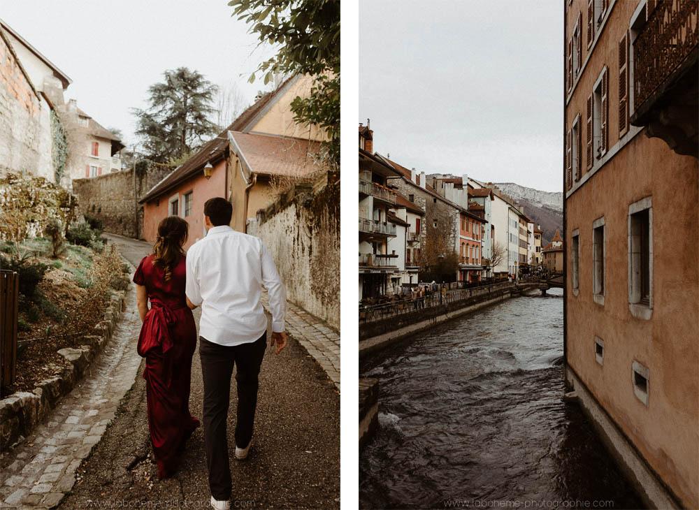 photographe futurs maries annecy