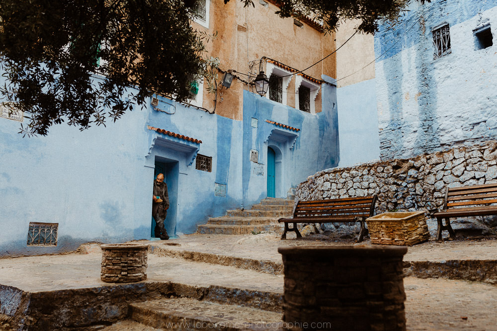 voyage famille chefchaouen