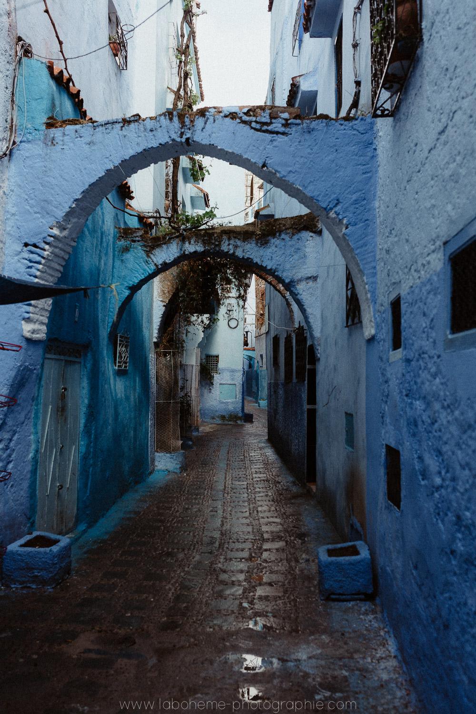 chefchaouen la ville bleue