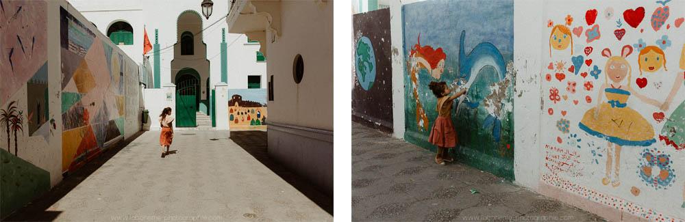 ville du street art maroc