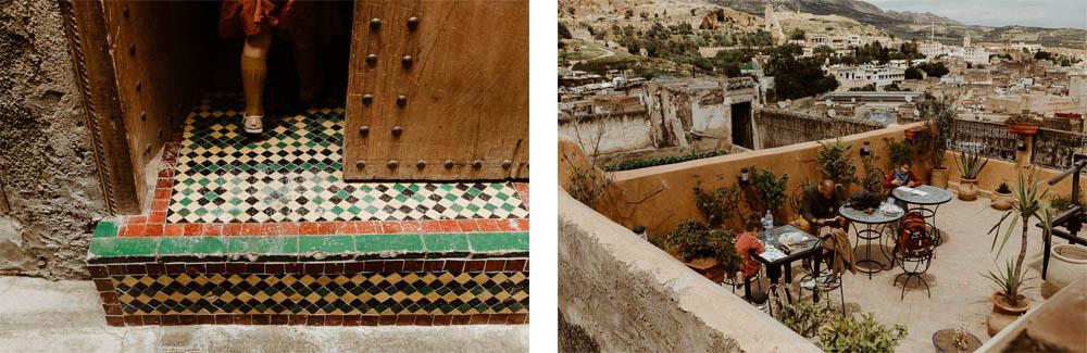 photographe famille en voyage au maroc