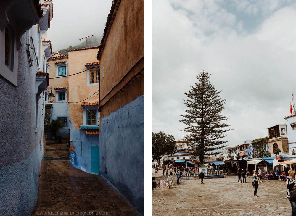 voyage famille maroc