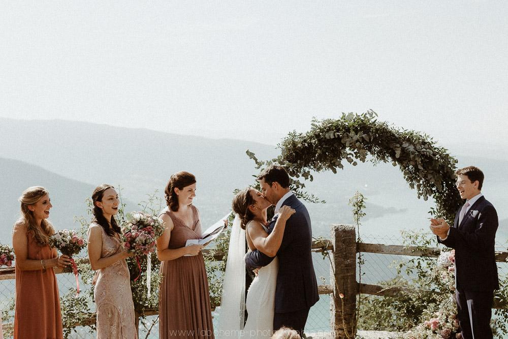 ceremonie laique dans les alpes