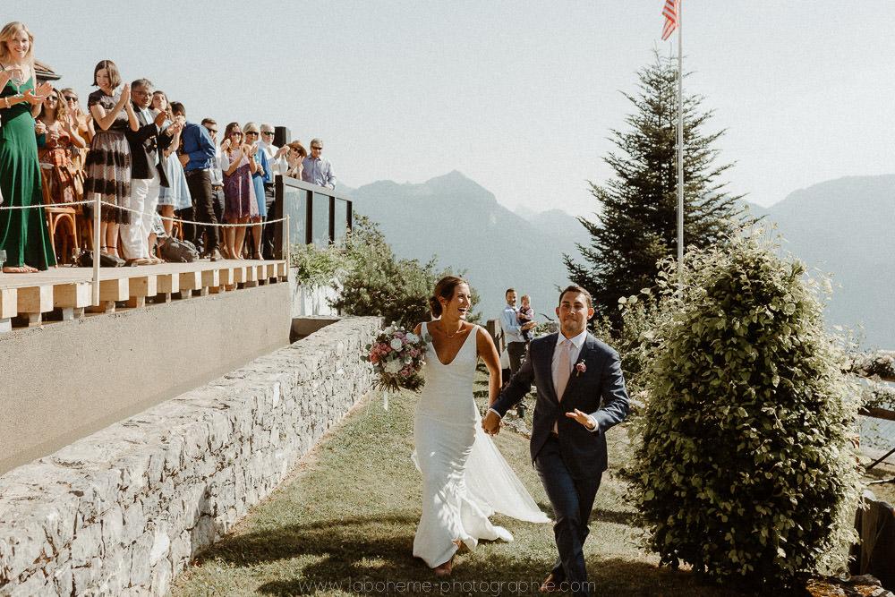ceremonie laique a la montagne
