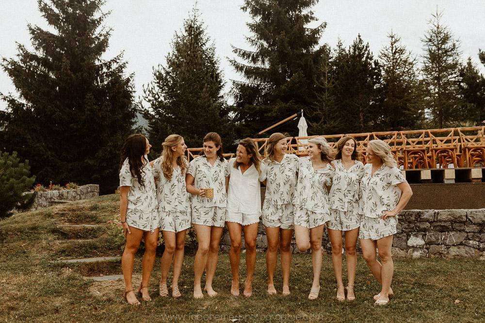 bridesmaids assorties