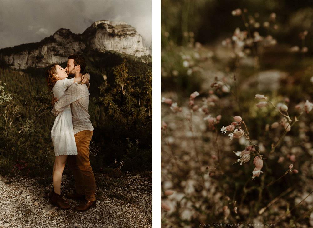 photographe mariage dans les alpes