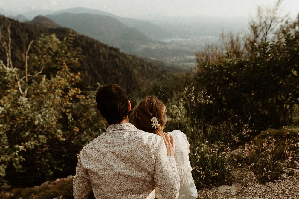 mariage a la montagne en haute savoie