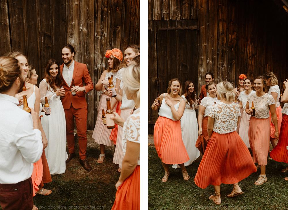 mariage folk annecy