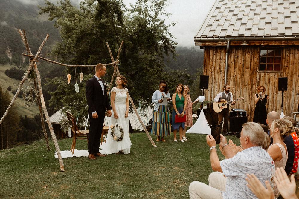 mariage laique suisse