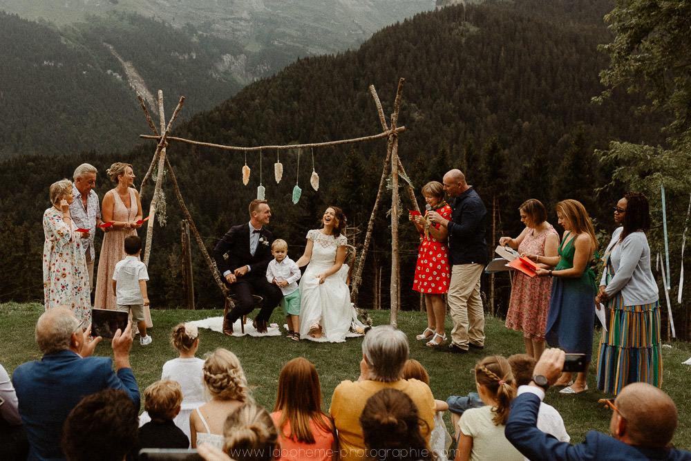 ceremonie laique en haute savoie