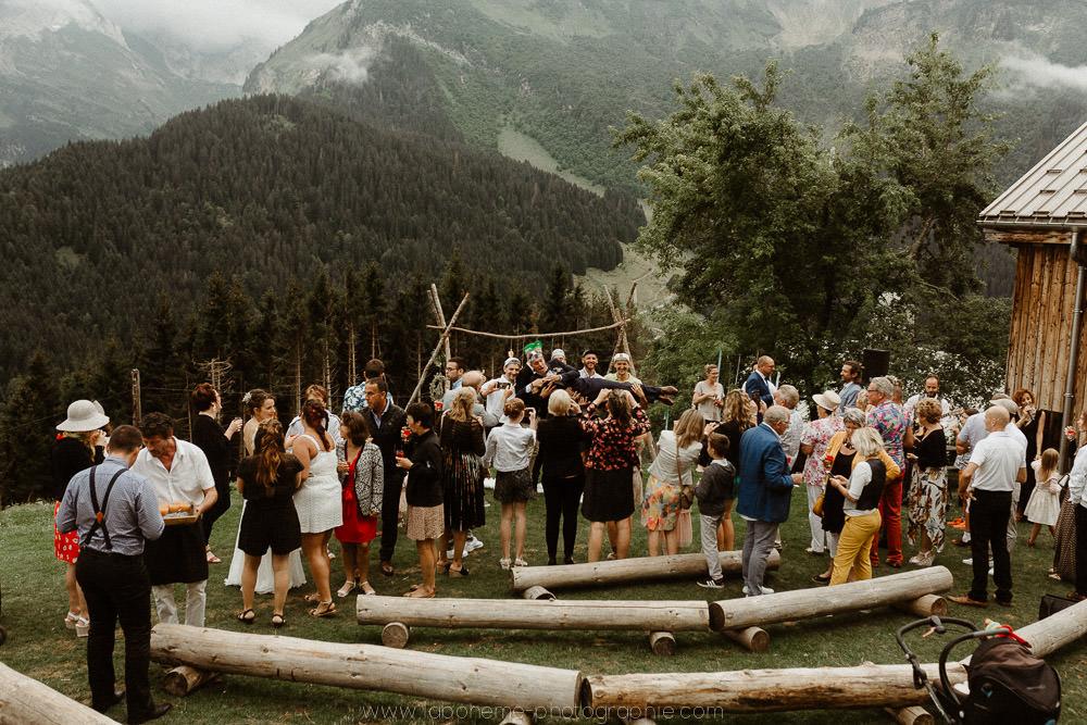 mariage nature haute savoie