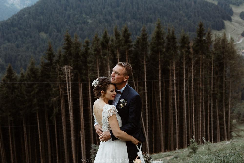 photographe mariage le reposoir