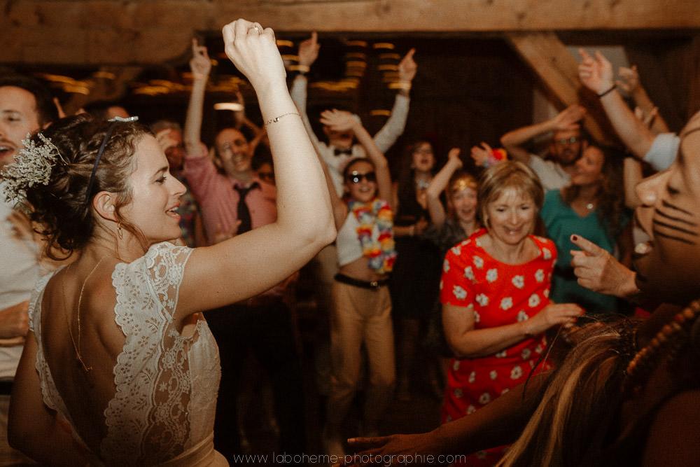danse mariage haute savoie