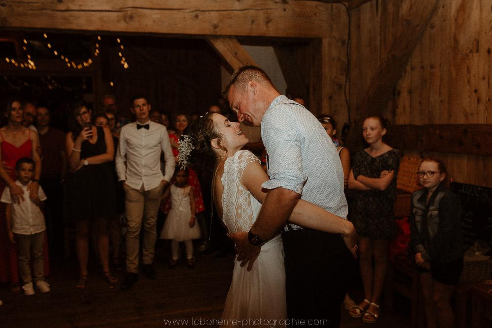soiree de mariage au reposoir