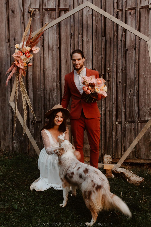 photographe mariage folk haute savoie