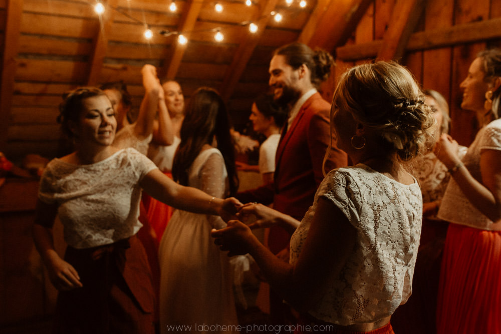 mariage folk montagne rhone alpes