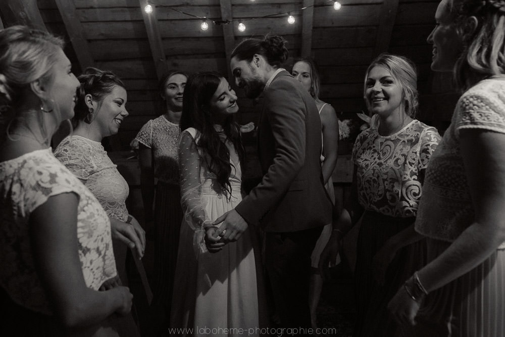 mariage folk haute savoie