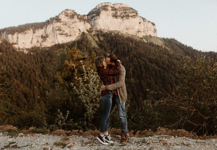 seance engagement a la montagne